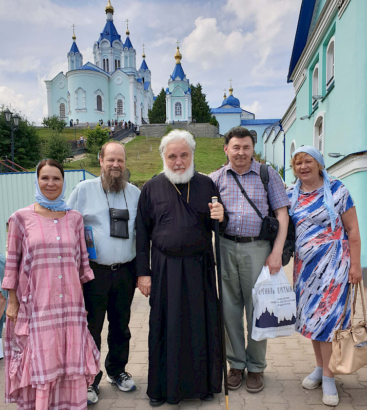 Eleventh pilgrimage to Russia -2