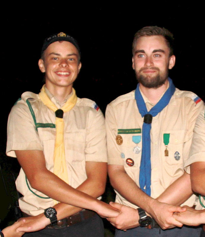 Scout experience helped in the Australian Army