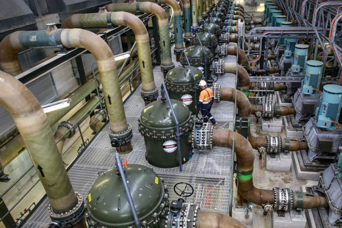Desalination plant to double in size