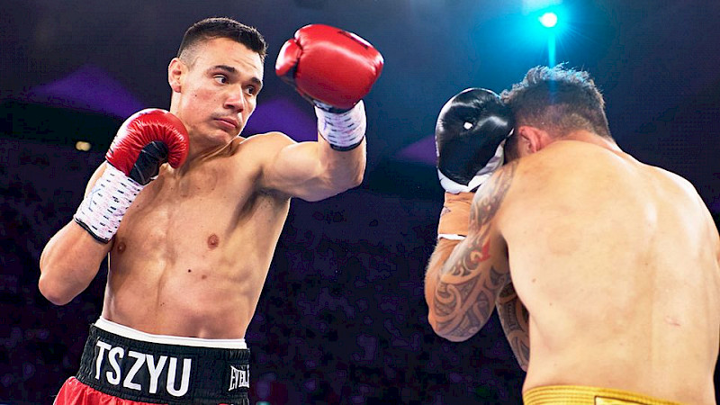 18th Win of Tim Tszyu