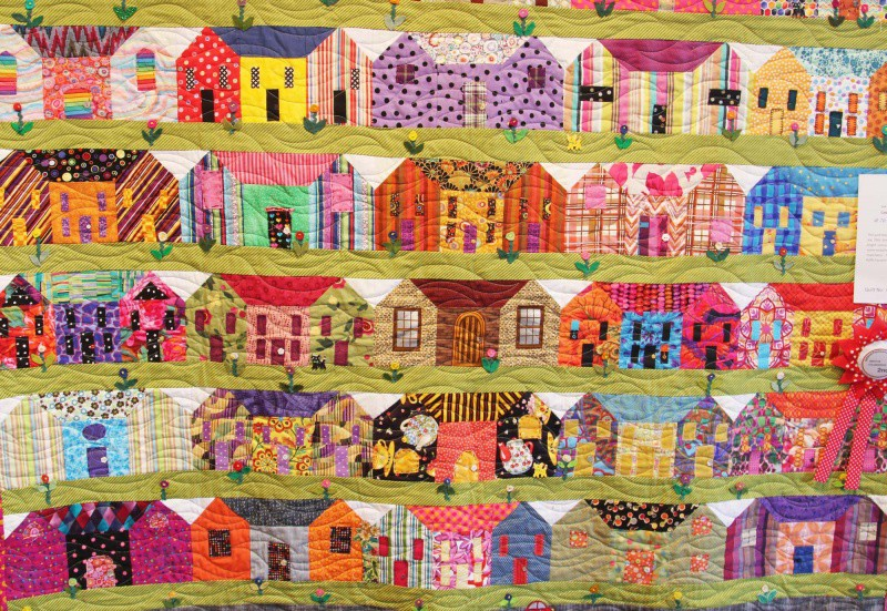Eastwood Patchwork Quilters Exhibition - 2017