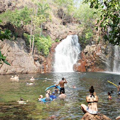 National Parks Kakadu and Litchfield