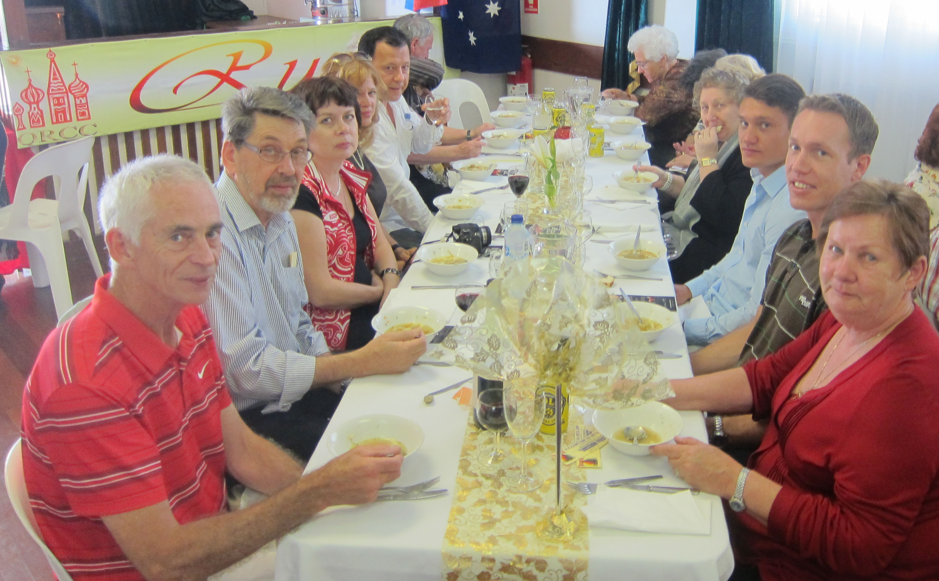 40 лет РОЦК Брисбен