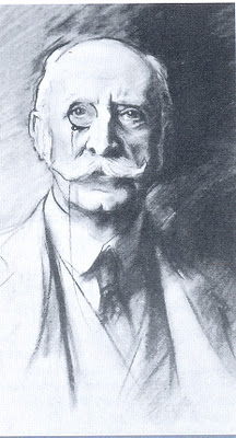 Александр Константинович фон Бенкендорф Portrait by J. Sargeant, 1911.