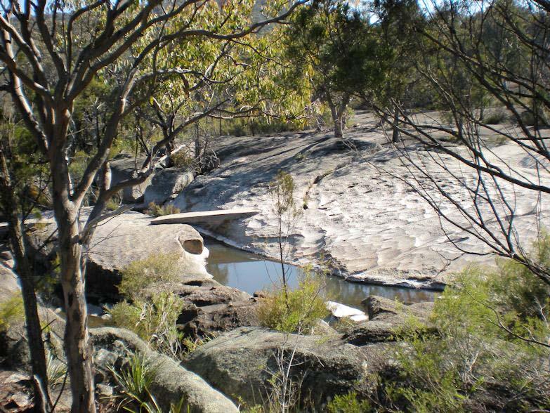 Girraween National Park, QLD, Australia