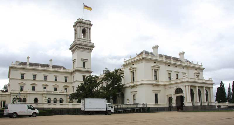 Дом Губернатора штата Виктории