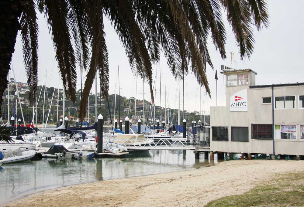 Middle Harbour Yacht Club
