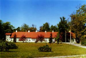 «Длинный Дом» в Кярдла (ныне музей Хийумаа)