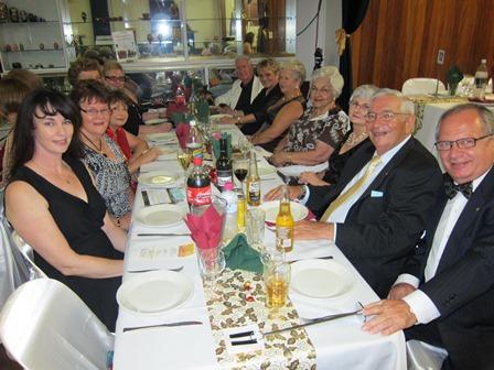 Старый Новый год в Брисбене, РОЦК