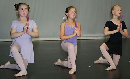 Unification  Adelaide Ballet school