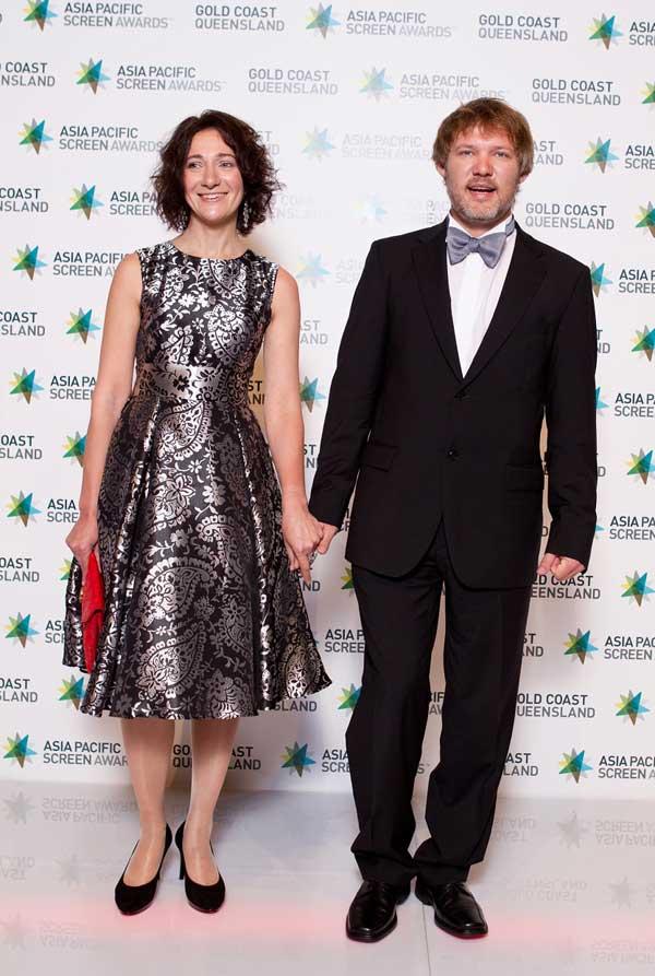 Екатерина и Владимир Башта в Квинсленде, 2011