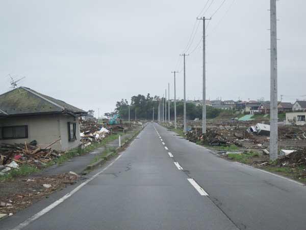 Япония - полгода после цунами
