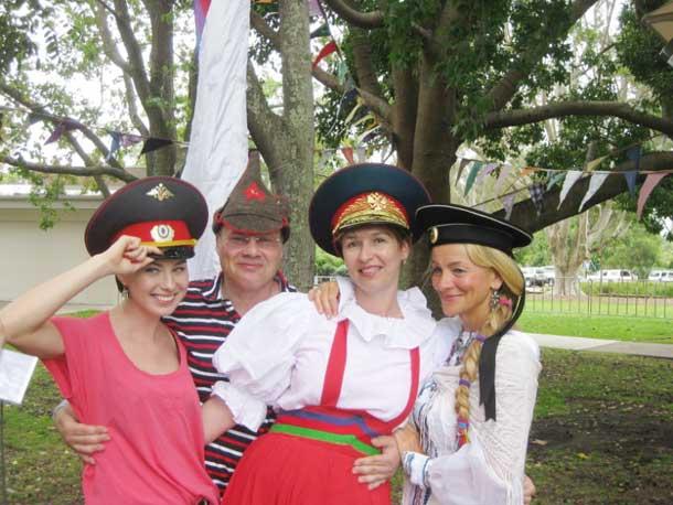 Ньюкасл, 2012, День Австралии
