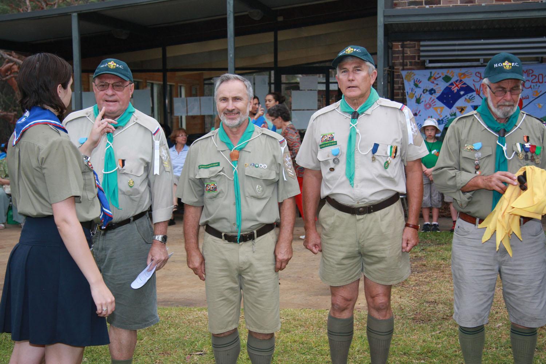 Лагерь скаутов НОРС 2013, Wanawong, Сидней