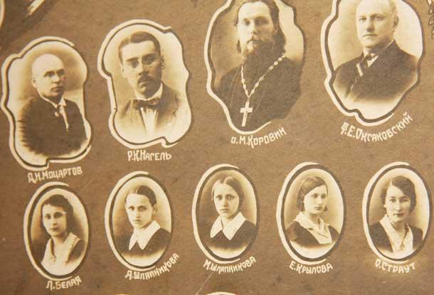 100 лет М.Наумовой РБО Кабраматта
