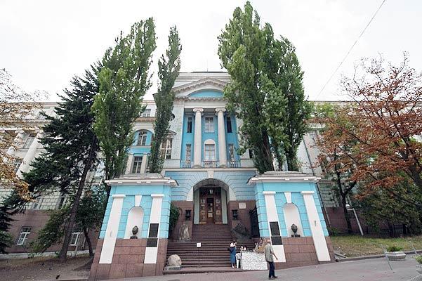 Музей Зоологии в Киеве