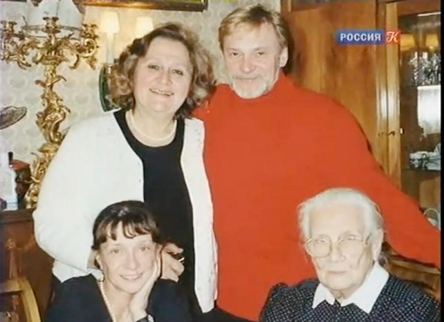 Эмма Липпа с Владимиром Васильевым, Канал Культура