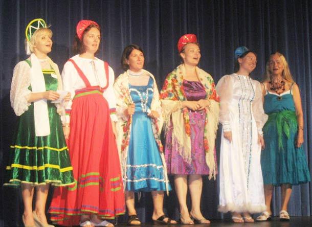 День гармонии 2012 в Ньюкасле