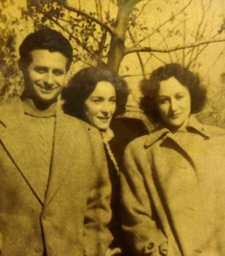 Ефим Крук, Ларисса и Нора
