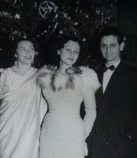Ларисса Андерсен, Нора и Ефим Крук