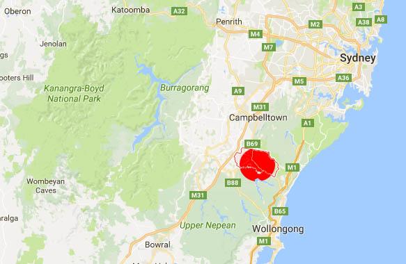 ВБолгарии землетрясение магнитудой в4,2 балла пошкале Рихтера